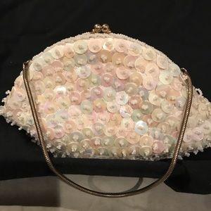 Handbags - Repurpose this vintage bag into a makeup bag